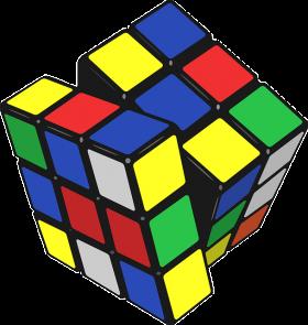 Rubik's Cube PNG