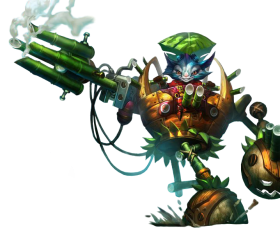 Rumble in the Jungle Skin PNG