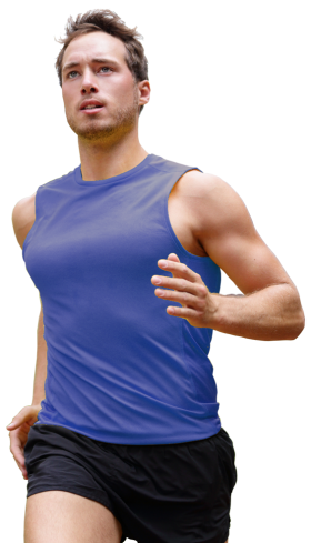 Running Man PNG