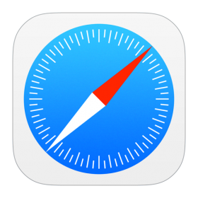 Safari Icon iOS 7 PNG
