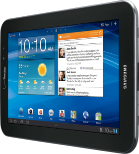 Samsung  Android Tablet PNG