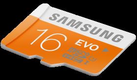 Samsung Memory Card PNG