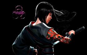 Samurai PNG