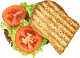Sandwhich Toast Grilled PNG