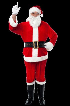 Santa Claus PNG