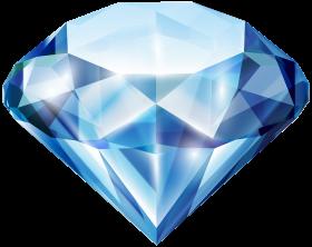 Sapphire Aquamarine PNG