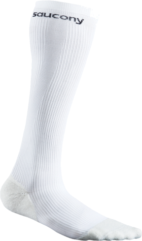 Saucony White Socks PNG