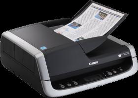 Scanner PNG