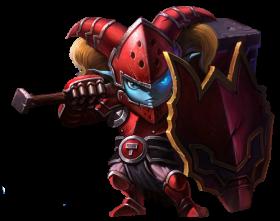 Scarlet Hammer Poppy PNG