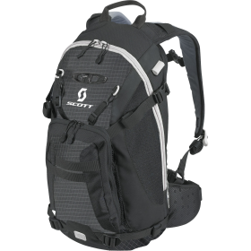 Scott Black Backpack PNG