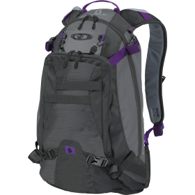 Scott Stylish Mini Tour Backpack black & Purple PNG
