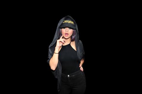 Selena Gomez Hoodie PNG