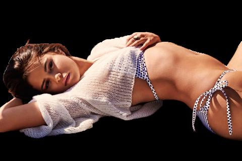 Selena Gomez in Bikini Hot PNG