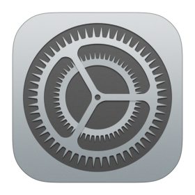 Settings Icon iOS 7 PNG