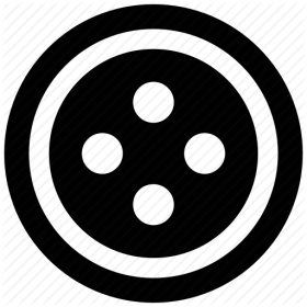 Sewing Button PNG