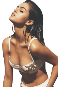 Sexy Selena Gomez in short Clothes PNG