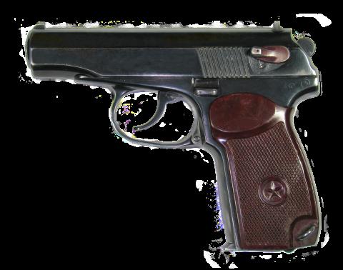 Sherriff gun PNG