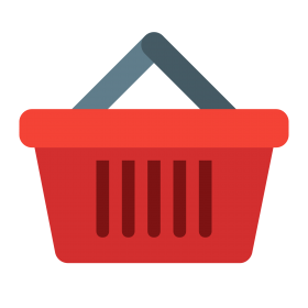 Shopping Basket PNG