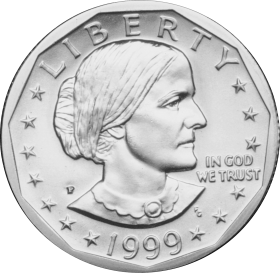 Silver Coin PNG