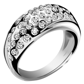 Silver Jewelry PNG