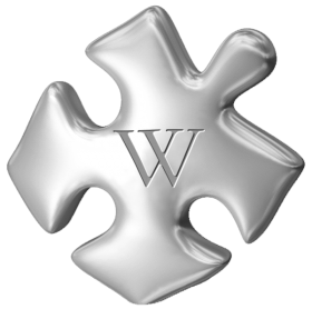 Silver Piece PNG