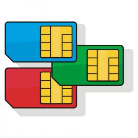 Sim Cards PNG