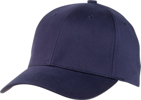 SImple Navy Blue Cap PNG