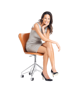 Sitting Women PNG