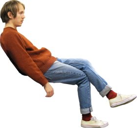 Sitting PNG