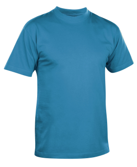 Sky Blue T-Shirt PNG