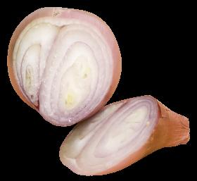 Sliced Shallots PNG