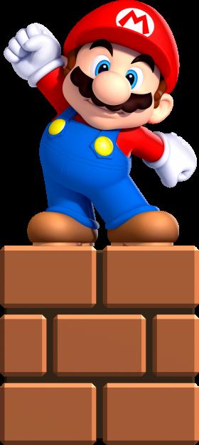 Small Mario PNG