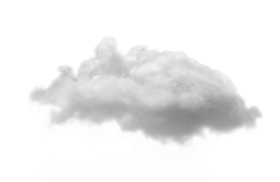 Small White Cloud PNG