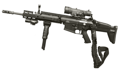 Sniper Riffle PNG