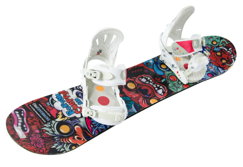Snow Board PNG