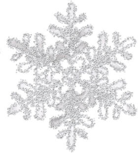 Snowflake Winter Christmas PNG