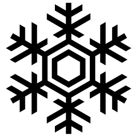 Snowflake Freezing PNG