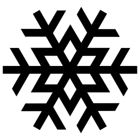 Snowflake Frost PNG
