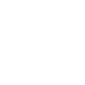 Classic Snowflake PNG