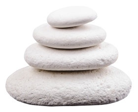 Spa Stones PNG