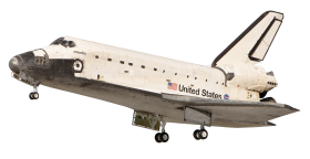 Space Shuttle PNG