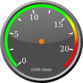 Speedometer PNG
