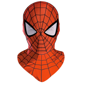 Spider-Man Mask PNG