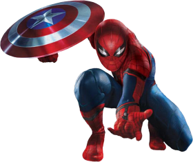 SpiderMan  Shield PNG