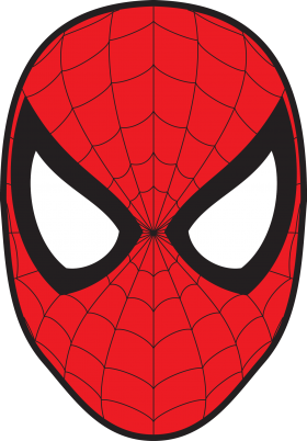 Spidey Mask PNG