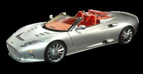 Spyker C8 Aileron Spyder Car PNG