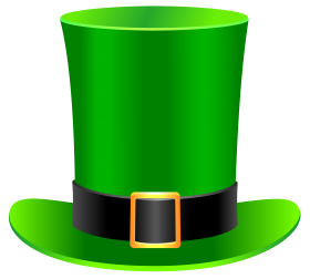 St Patrick Day Leprechaun Hat PNG