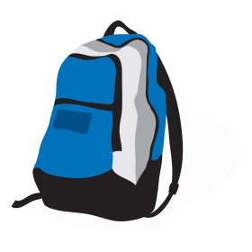 Standard Design  Bag PNG