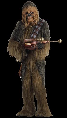 Star Wars Chewbacca PNG
