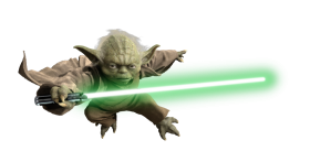 Star Wars Yoda PNG